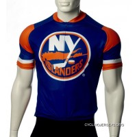 New York Islanders Cycling Clothing Short Sleeve Super Deals