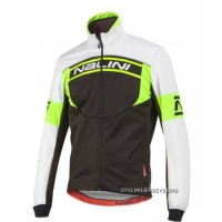 Nalini Nalini Classica Thermal Black Fluo Jacket Authentic
