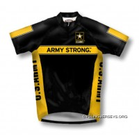 SALE $39.95 Primal Wear Army Strong Cycling Jersey Men's Online